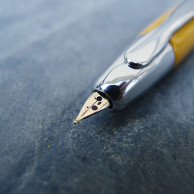 Scribbling Productively & The Vanishing Point