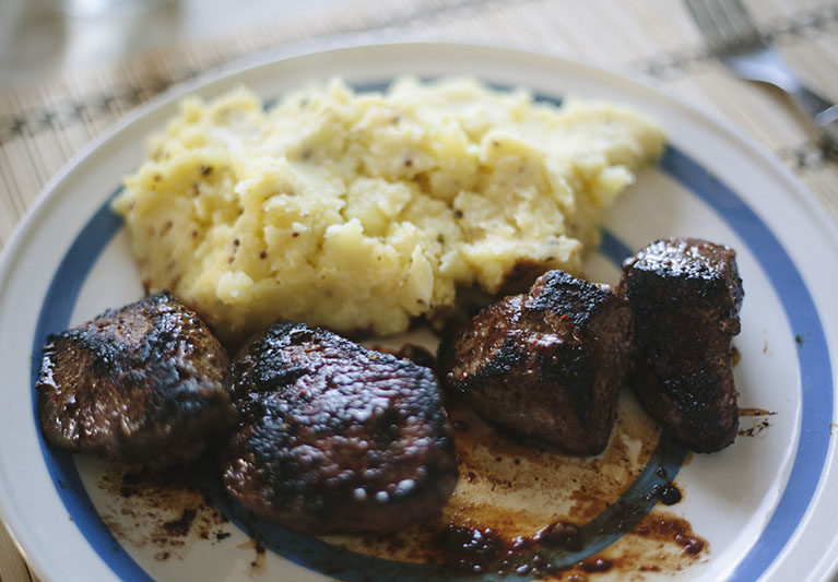 kangaroo-steaks-leg-trying-new-food