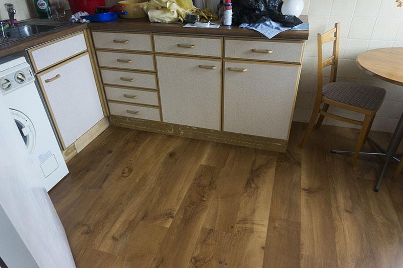 Our New Karndean Wellington Oak Vinyl Floors