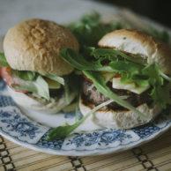 Not-Quite-Homemade Hamburgers