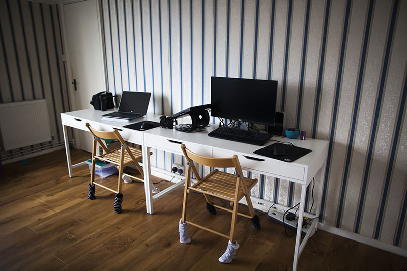 two-ikea-alex-desks-work-station-startup-side-by-side