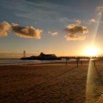 bournemouth-pier-beach-sunset